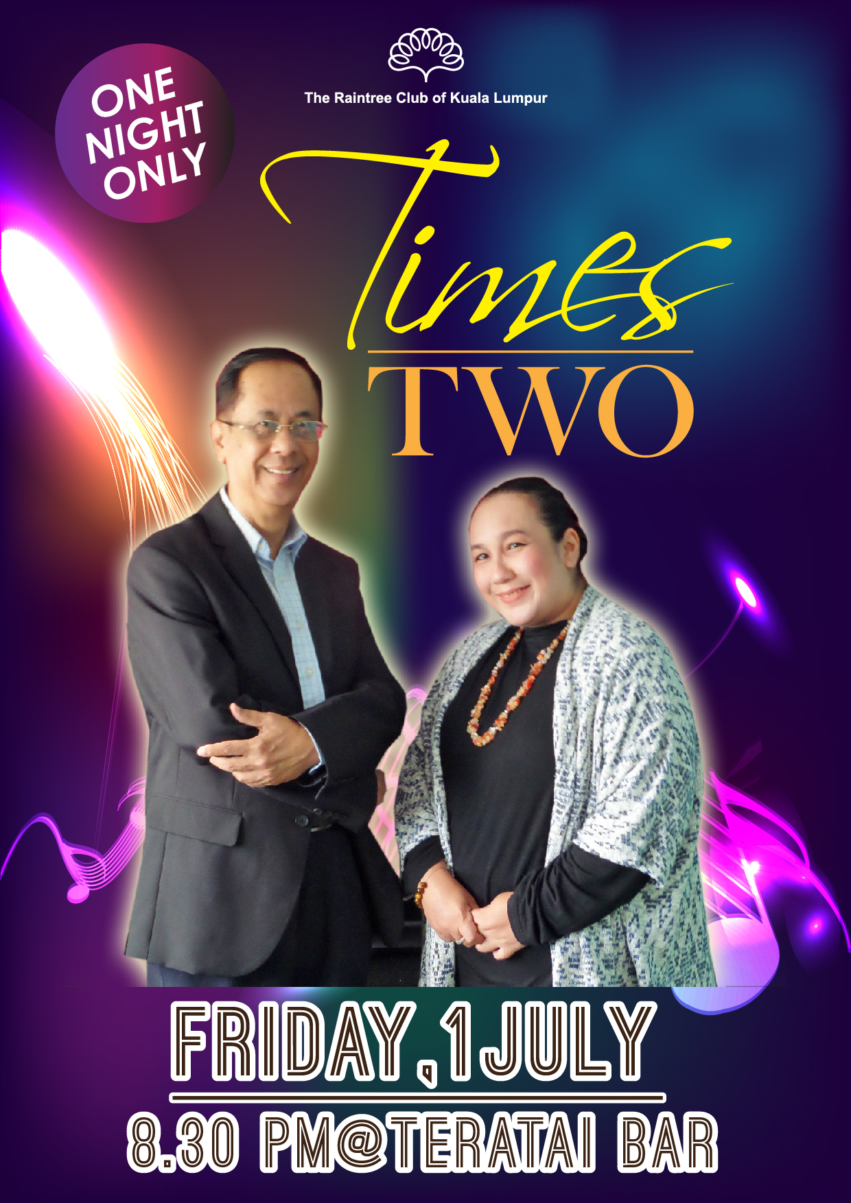 2_Times Two Band Poster-01