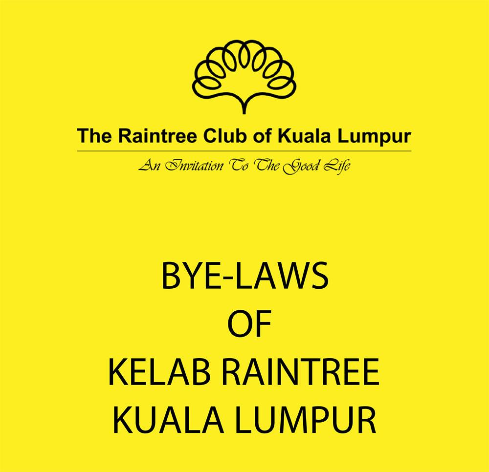 Bye-Law-of-Kelab-Raintree-Kuala-Lumpur-1