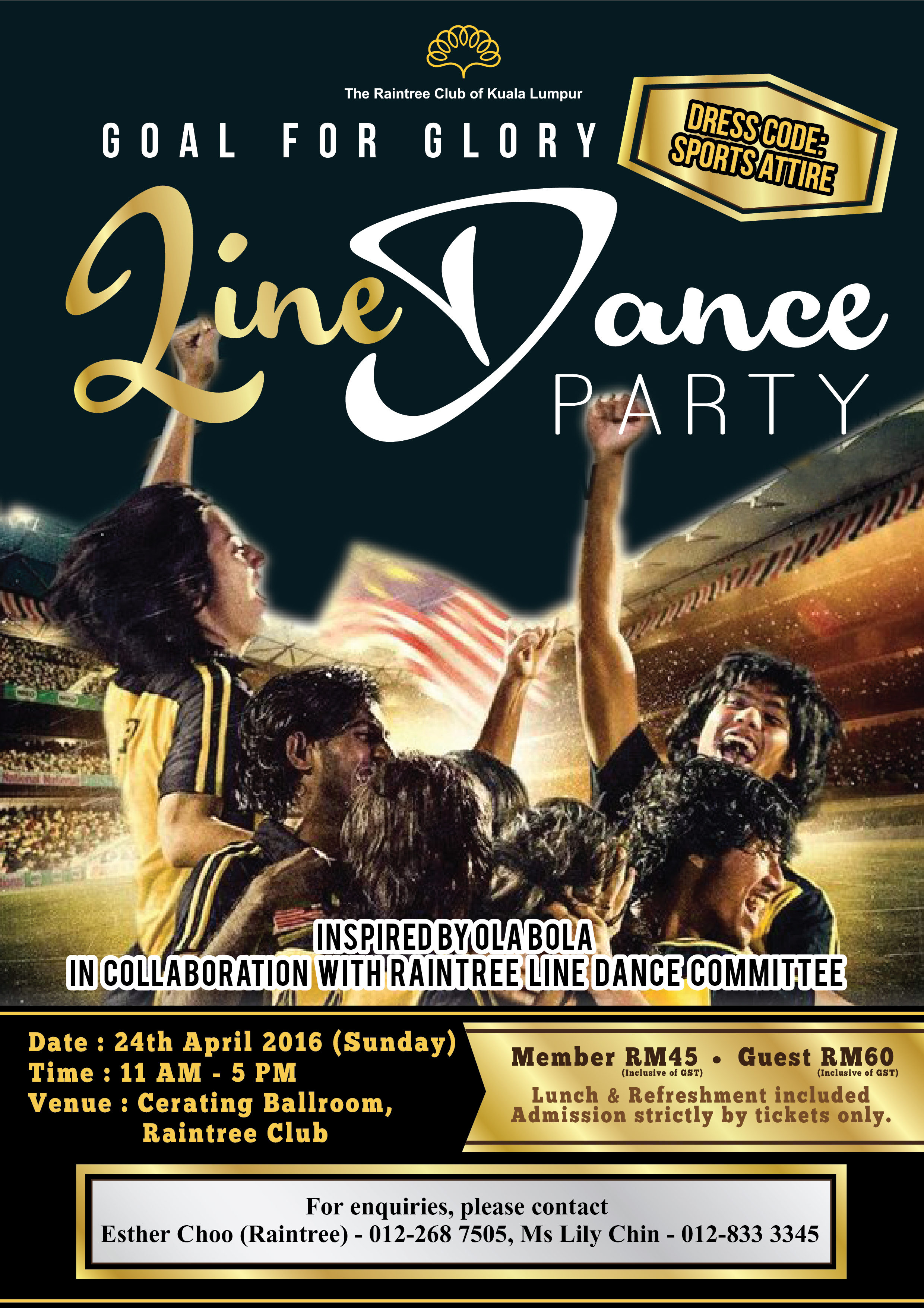 1_Line Dance Party Poster 2-01